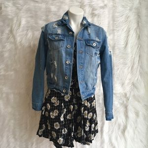 Ci Sono Denim Collection jacket size S